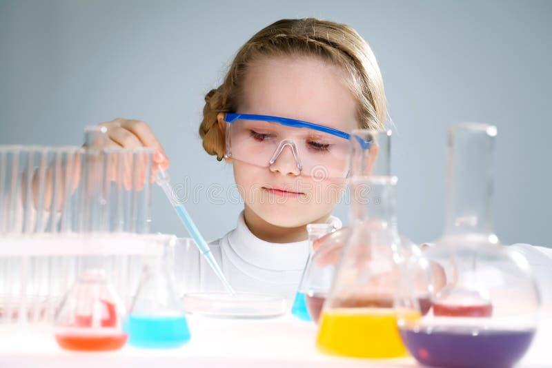 Analyse chimique photos stock