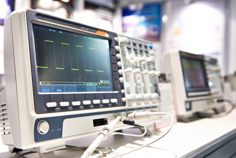 Analyseur de spectre d'oscilloscope