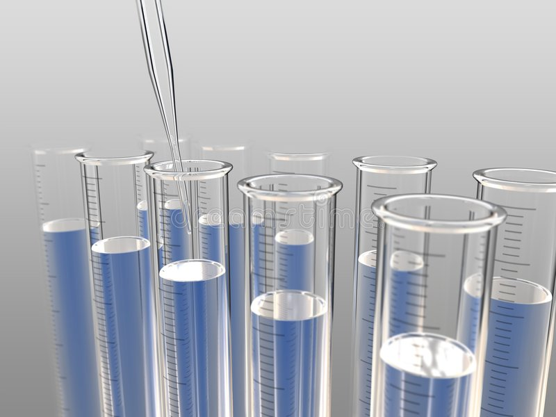 Download Analysis test tubes stock illustration. Illustration of graphics - 2191895