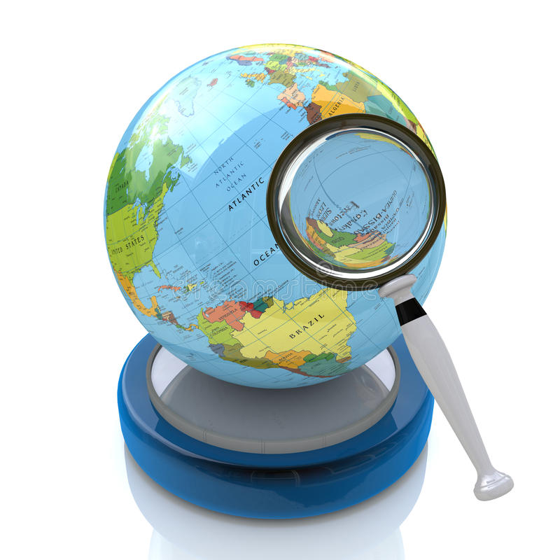 Analysis of the world stock photography