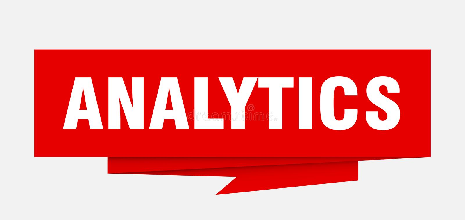 analytics illustration libre de droits