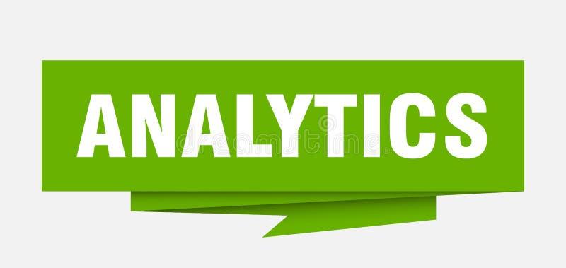 analytics vector illustratie