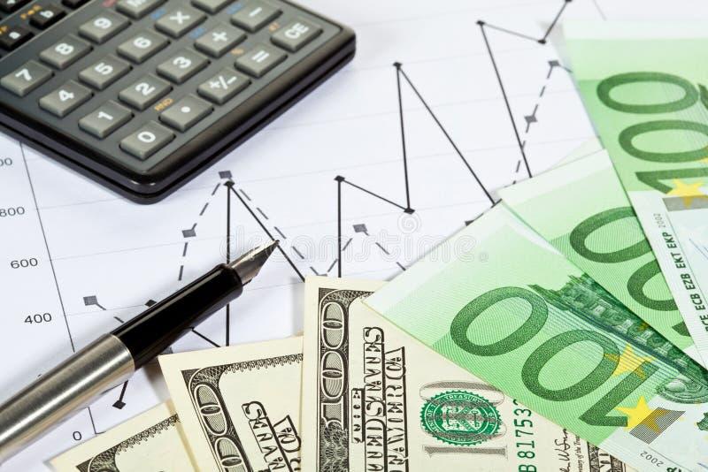 Analytics do negócio fotografia de stock royalty free