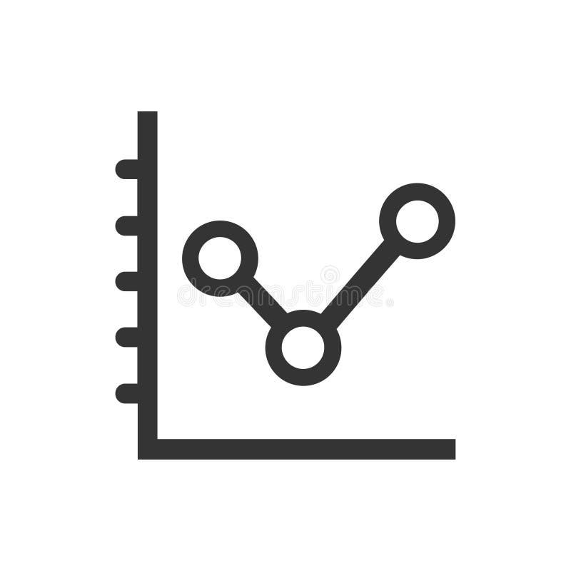 Analytics, Rapportpictogram vector illustratie