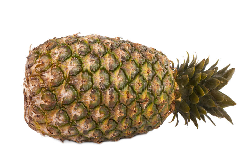 Download Ananas fotografia stock. Immagine di isolato, foglio - 30829834