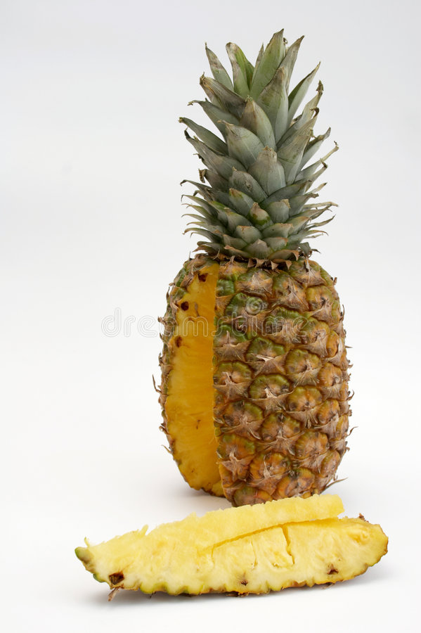 ananas arkivbilder