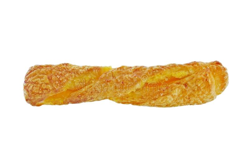 Ananas de baton de pain photographie stock