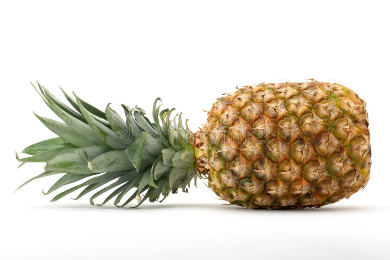 Ananas entier images stock