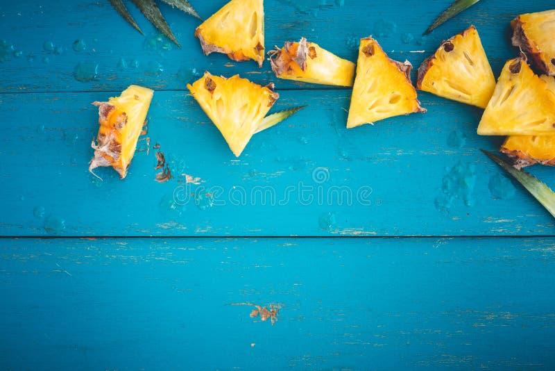 Ananas fresco fotografie stock libere da diritti