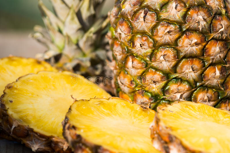Ananas stock images