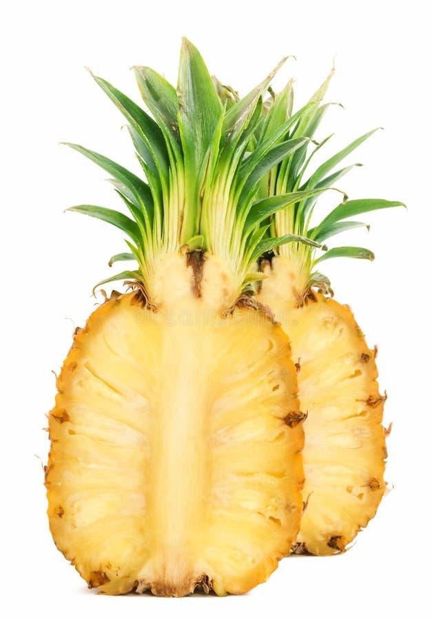 ananas pokrojone 2 zdjęcie royalty free