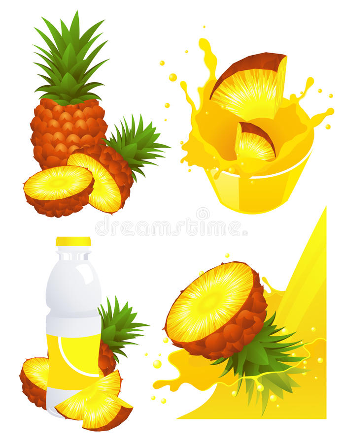 Download Ananas Products Stock Photography - Image: 15844722