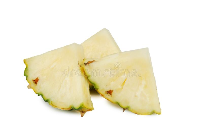 Ananas tourné photo libre de droits