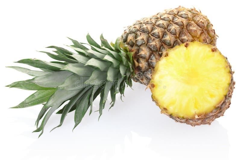 Ananas und Kapitel stockbild