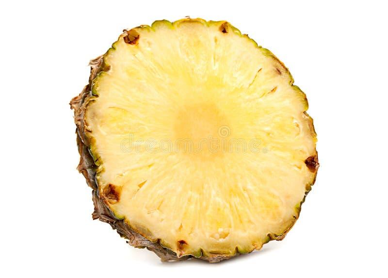 Ananasfruchtscheibe stockfotos