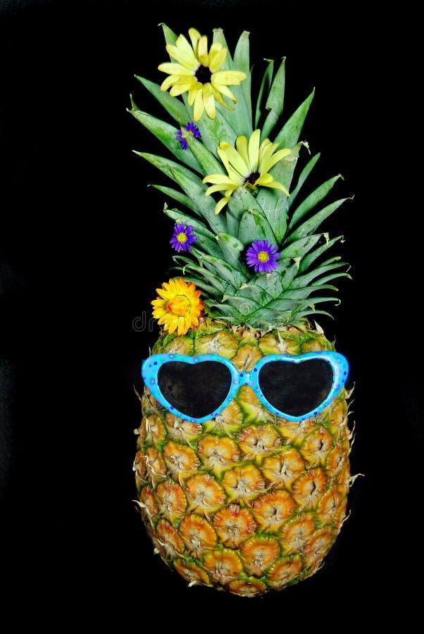 ananaskupor royaltyfria bilder