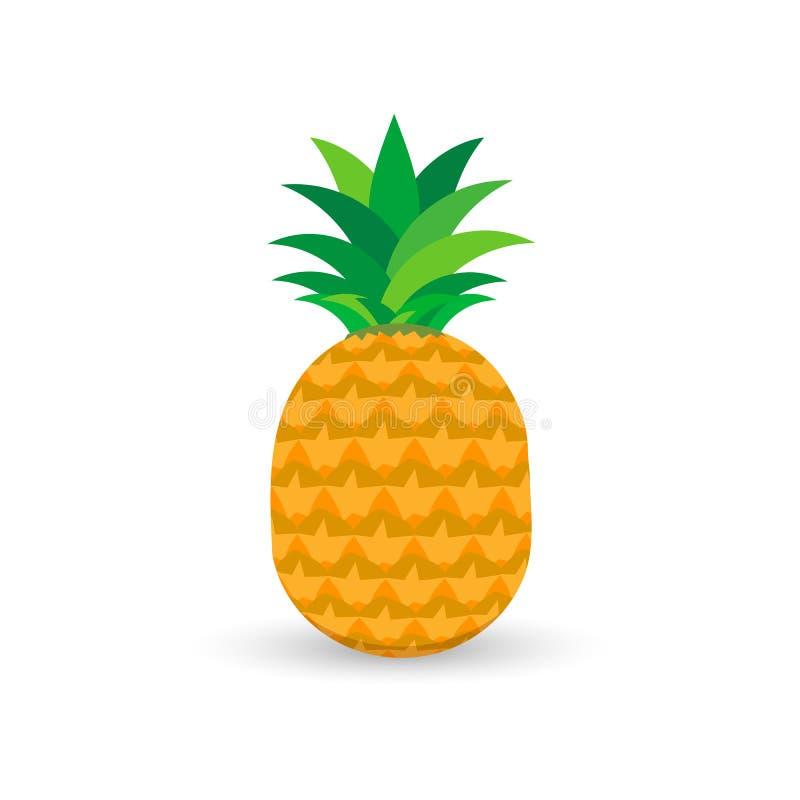 ananasy royalty ilustracja