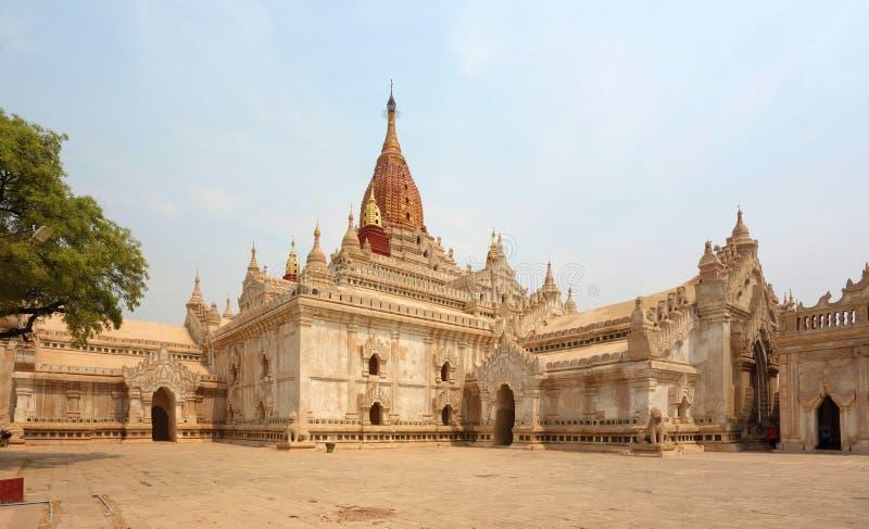 Ananda Phaya świątynia fotografia royalty free