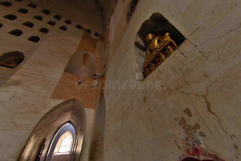 Ananda Phaya Pagoda Myanmar Bagan Buddha royalty free stock image