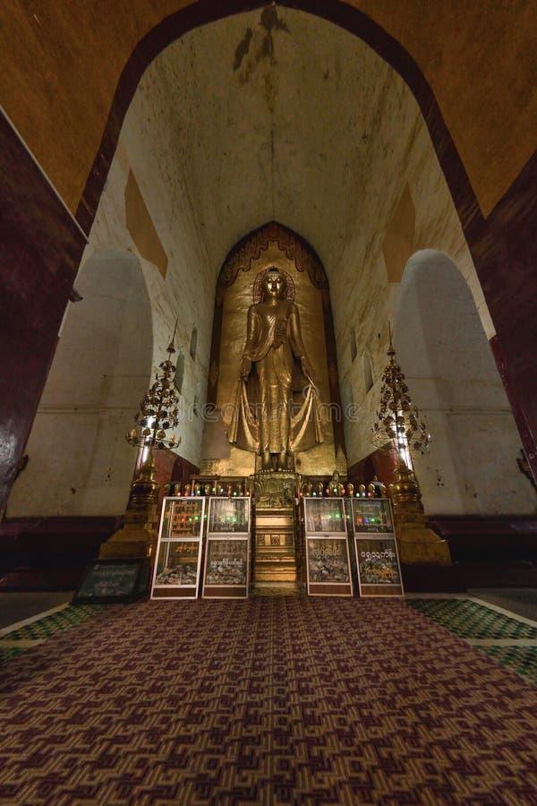 Ananda Phaya Pagoda Myanmar Bagan Buddha royalty free stock photos