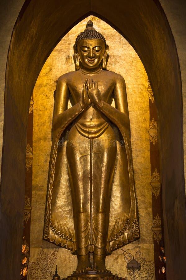 Ananda Temple - Bagan - Myanmar royalty free stock image