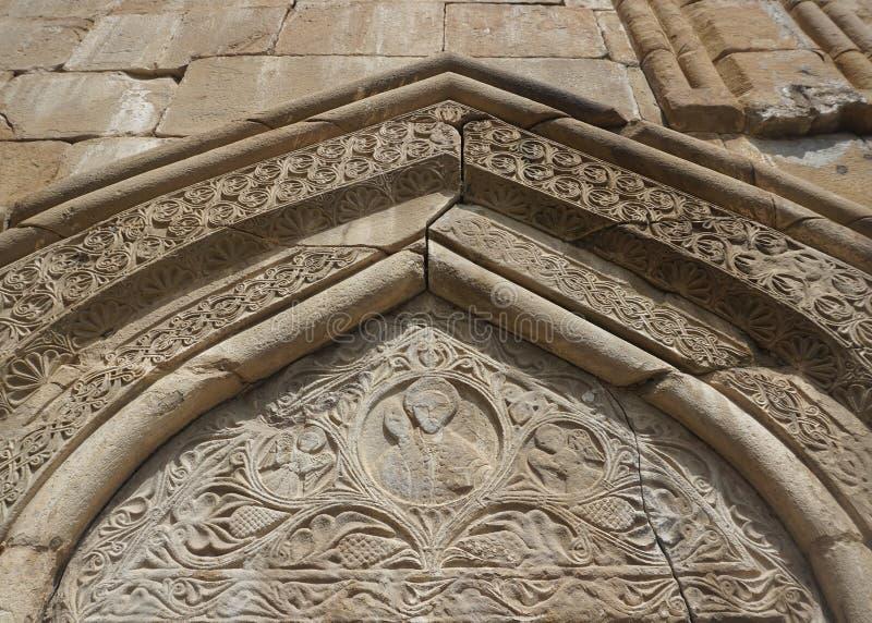 Ananuri monasteru brama obrazy royalty free