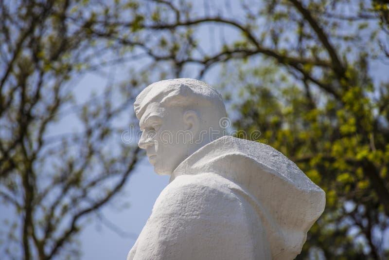 Anapa, Rusia, 9 puede 2018 monumento a los soldados del ej?rcito rojo foto de archivo libre de regalías