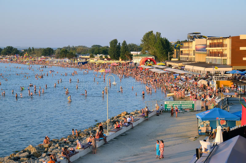 Anapa, Russia royalty free stock images