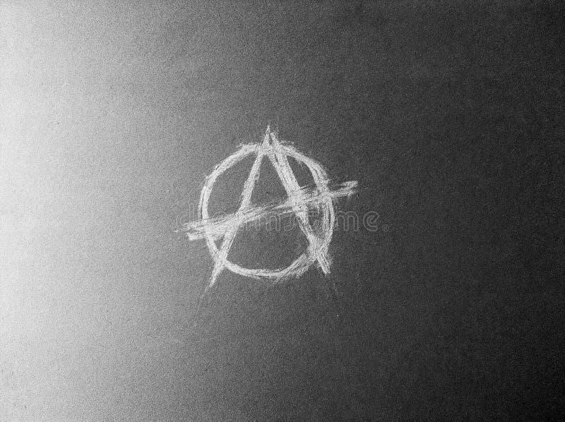 anarchy fotografia stock libera da diritti