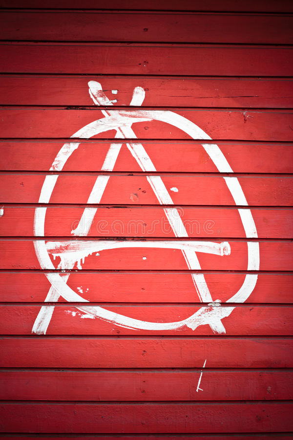 Download Anarchy Sign Royalty Free Stock Image - Image: 24122126