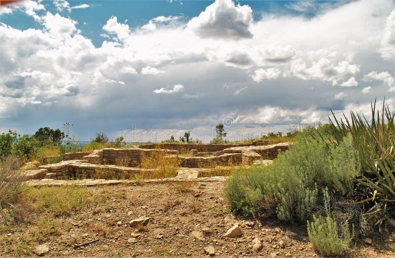 Anasazi Ruinen lizenzfreie stockbilder