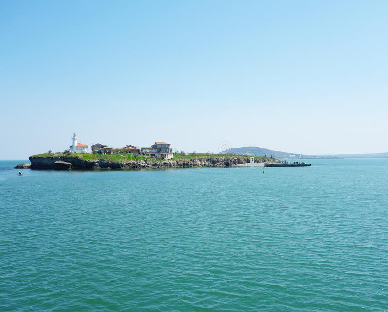 Anastasia Island fotografia stock libera da diritti