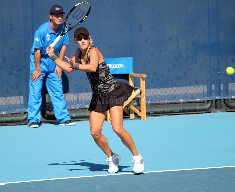 Download Anastasia Rodionova (RUS), Tennis Player Editorial Photography - Image: 11724327