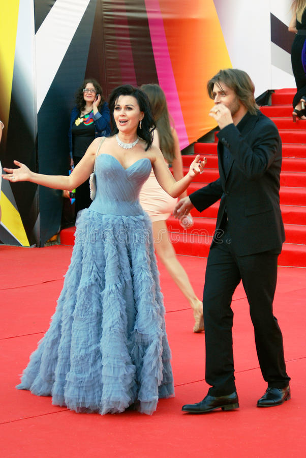Download Anastasia Zavorotniuk At Moscow Film Festival Editorial Stock Photo - Image: 33031853