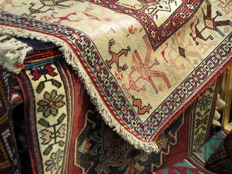Anatolian Carpet Stock Photography