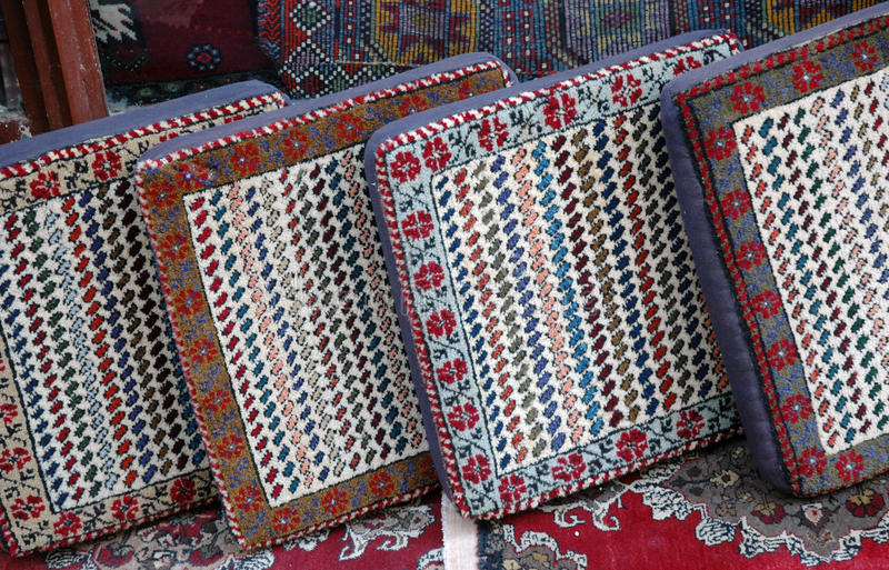 Download Anatolian pillow stock image. Image of visit, pilow, decoration - 22418501