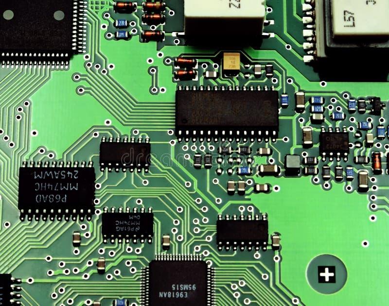 Anatomía de dispositivos electrónicos. fotografía de archivo libre de regalías