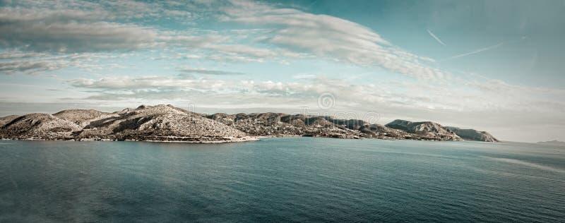Anavyssos stock photo