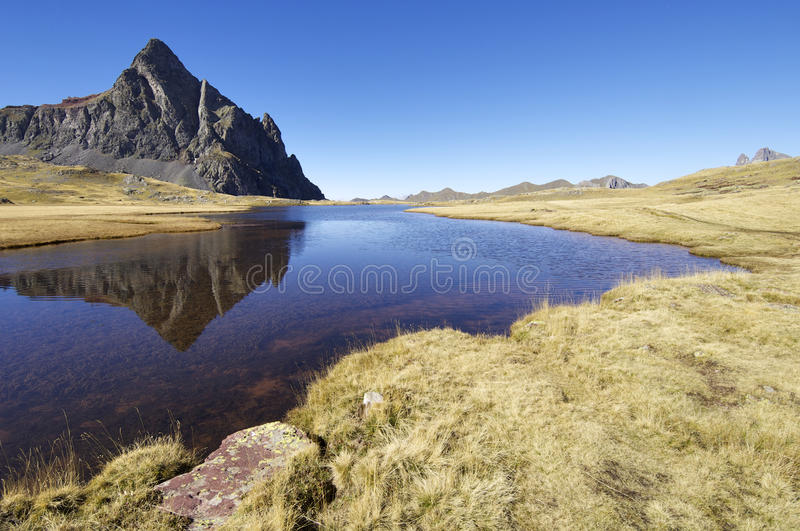 Download Anayet stock image. Image of coast, hiking, abrupt, reflection - 24517389