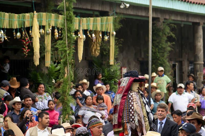 Anbetung in Guatemala lizenzfreie stockbilder