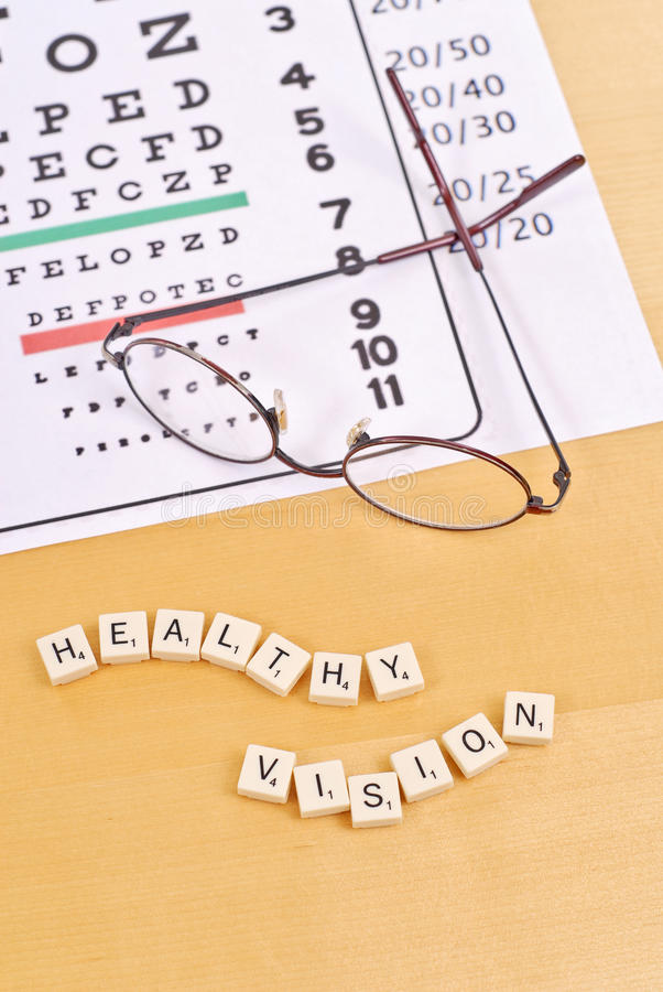 Anblick-Gesundheitspflege lizenzfreie stockfotos