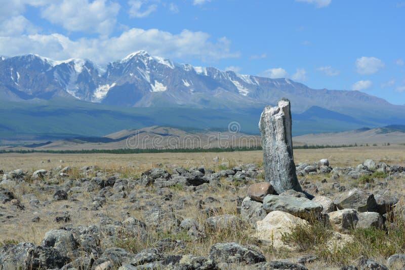 Ancêtres de Megalit photo libre de droits