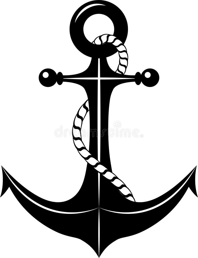 anchor illustration libre de droits