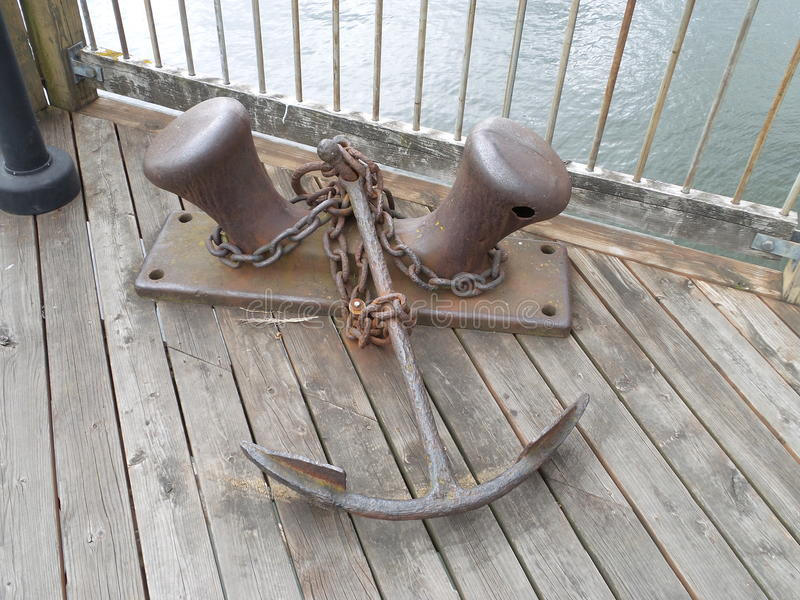 anchor image stock
