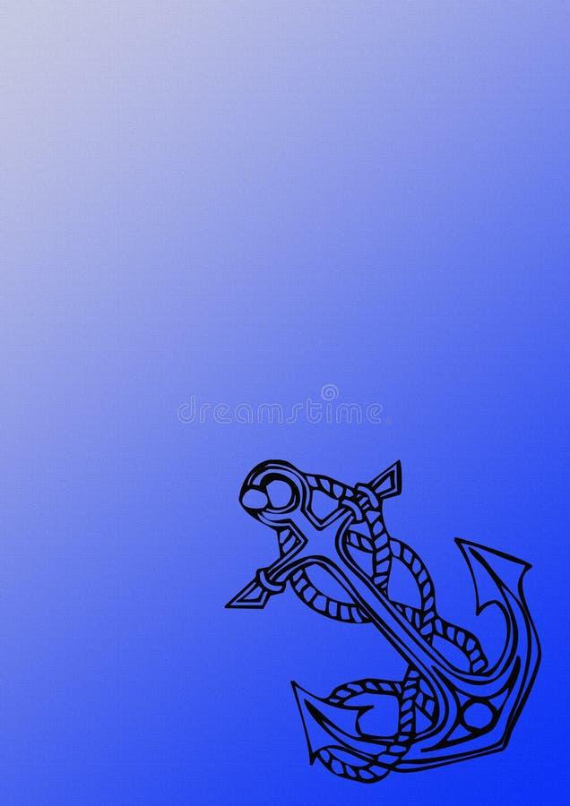 Download Anchor texture stock illustration. Illustration of brushed - 8222344