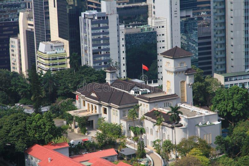 Ancienne Chambre de gouvernement, Hong Kong photos stock
