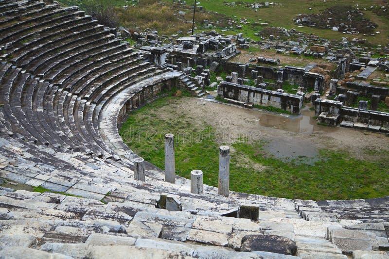 Ancient amphiteater