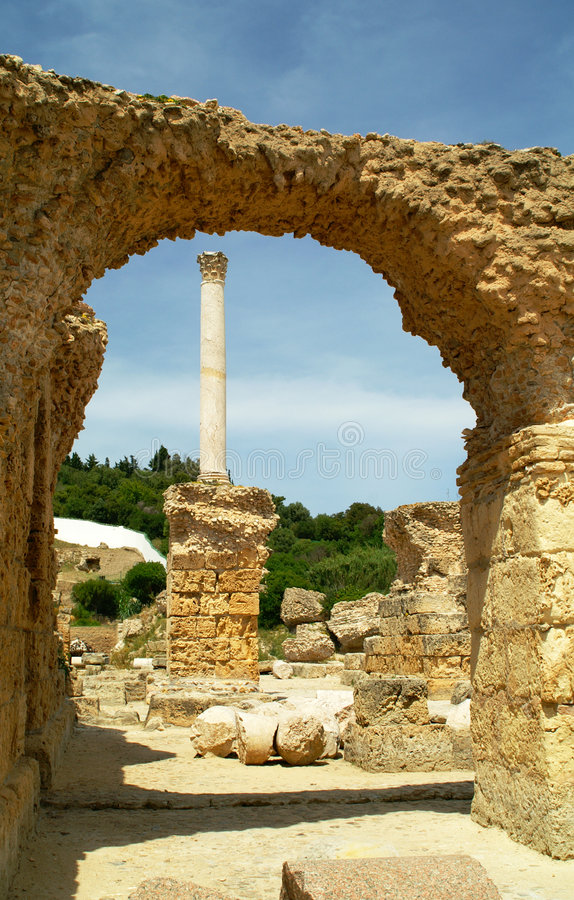 Ancient architecture. royalty free stock images