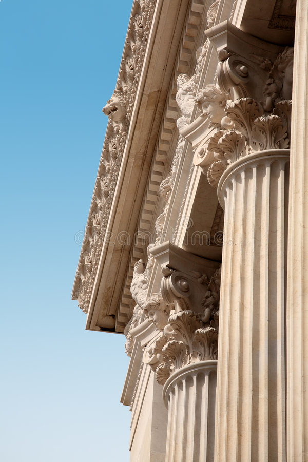 Download Ancient Architecture In Rome, Italy. Stock Image - Image: 7161285