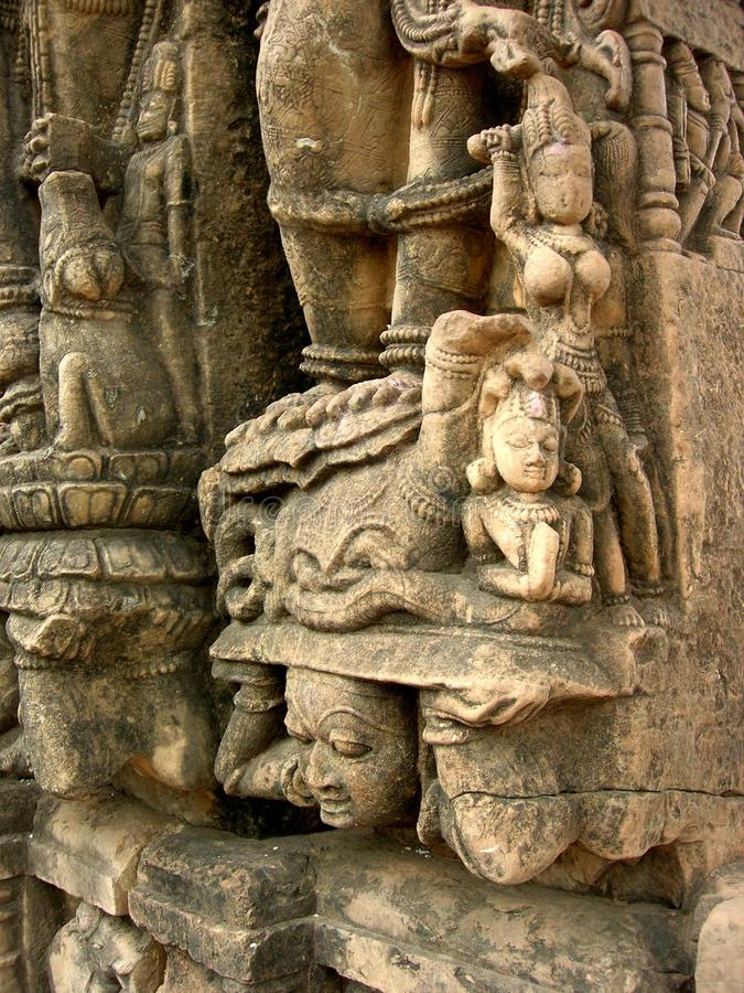 Download Ancient art stock image. Image of tourism, bilaspur, stone - 10144057